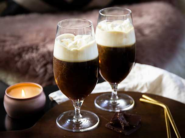 Irish coffee - NY