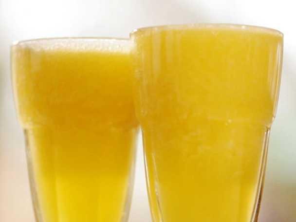 Isad ananasshake