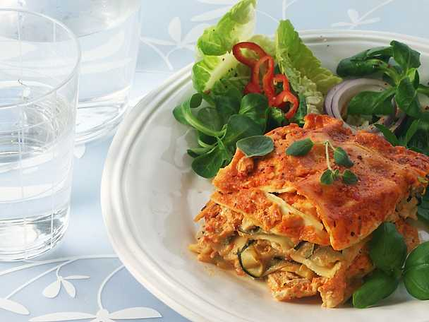 lasagne kyckling