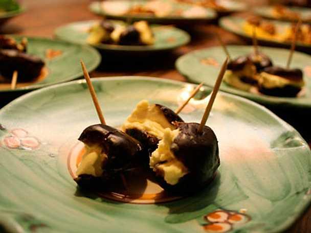 Italiensk ostdopp