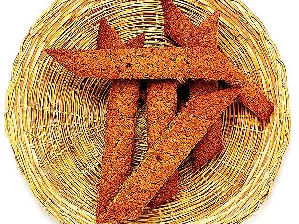 Italienska mandelskorpor - biscotti