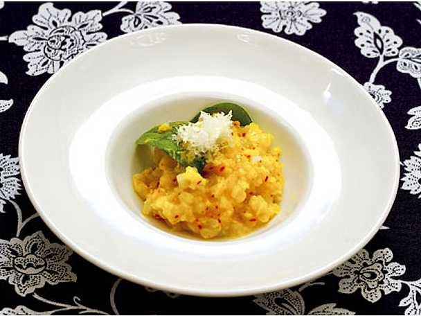 Jacob Wismars Formel 1-risotto