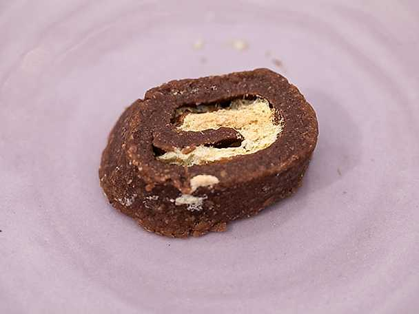 Jitterbuggare med choklad och lakrits