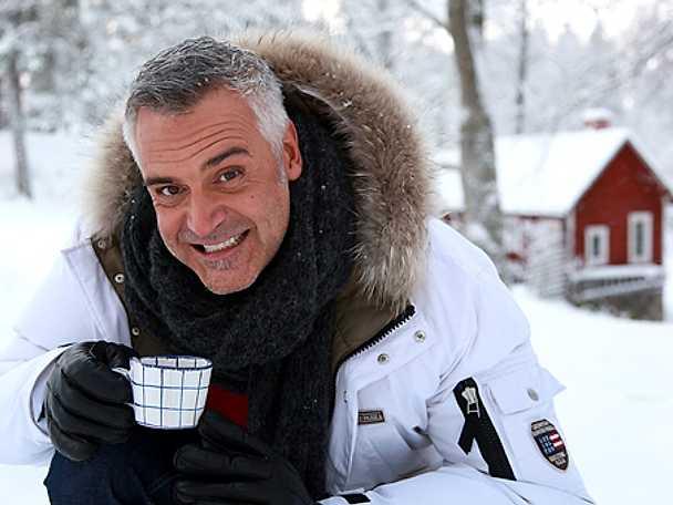 Jul med Ernst 2010