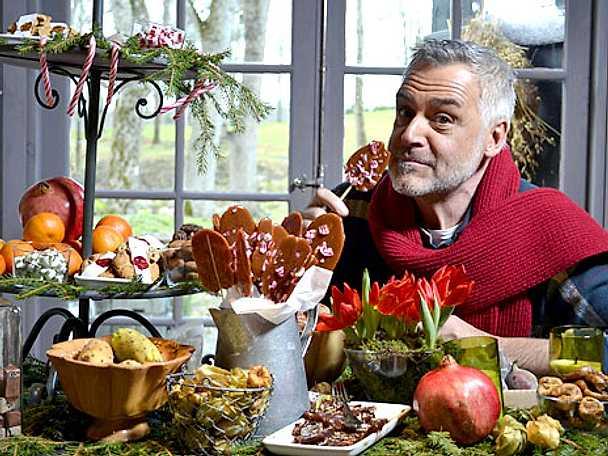 Jul med Ernst 2011