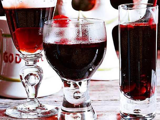 Julens drycker