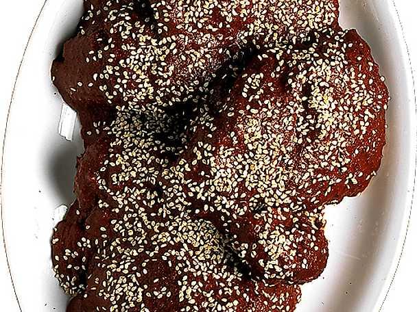 Kalkon i kakaosås