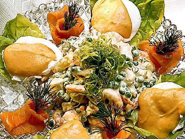 Kalla ägg Skobeleff