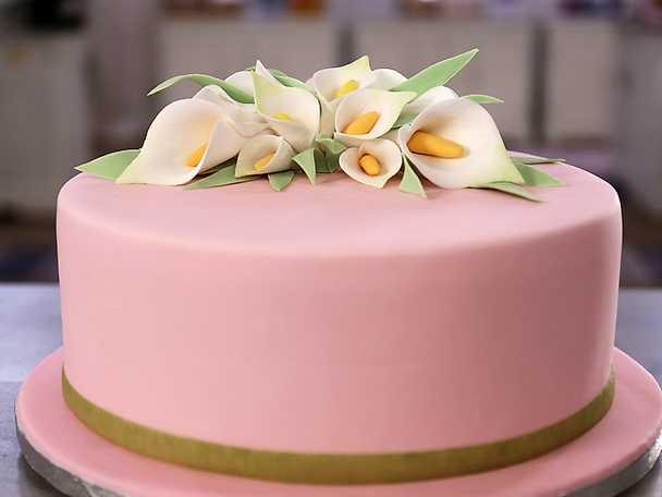 att dekorera tårtor