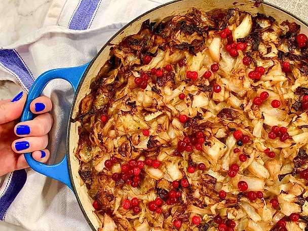 Kålpudding - Jessica Frejs recept