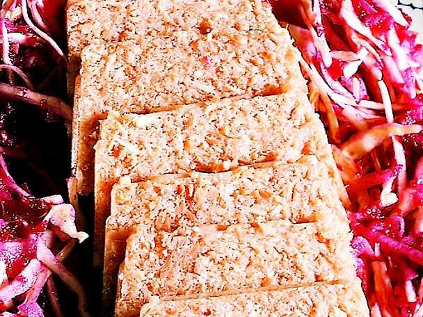 Kalvsylta med röd sallad