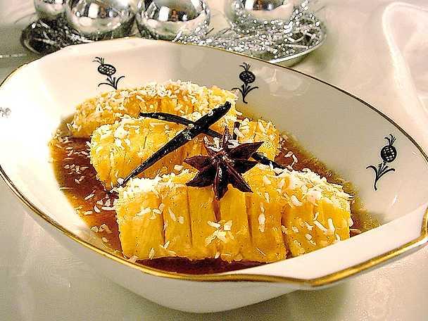 Karibisk ananas