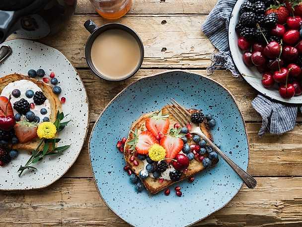 KF frukost