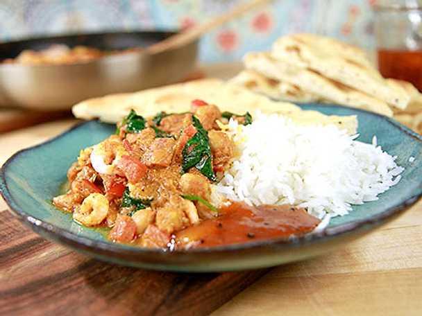 Currysås
