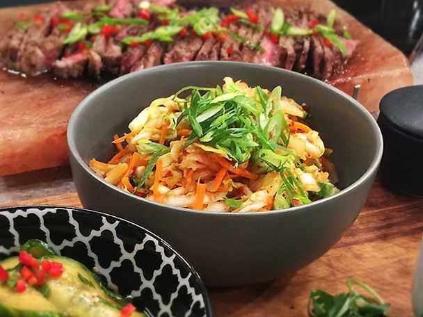 kimchi express | recept från köket.se