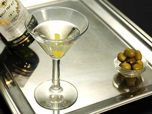 Klassisk Dry Martini