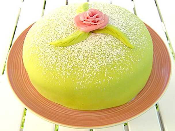 Klassisk prinsesstårta recept