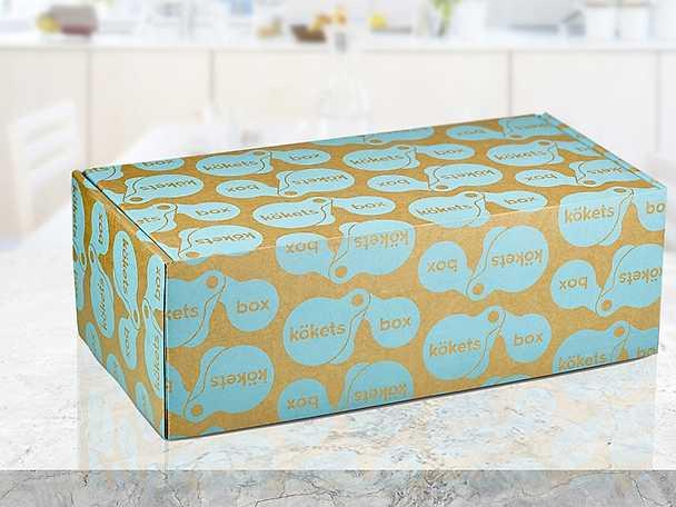 Kökets box 3