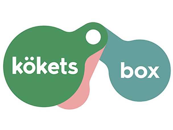 Kökets box logotyp