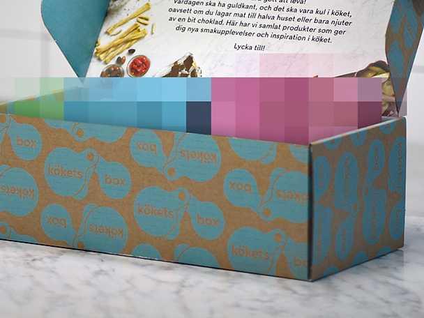 Kökets box mosaik 5
