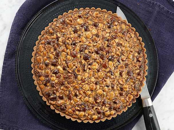 Kolapaj med hasselnötter, Roy Fares goda recept
