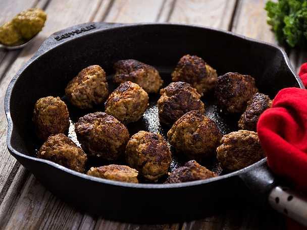 köttbullar recept utan grädde