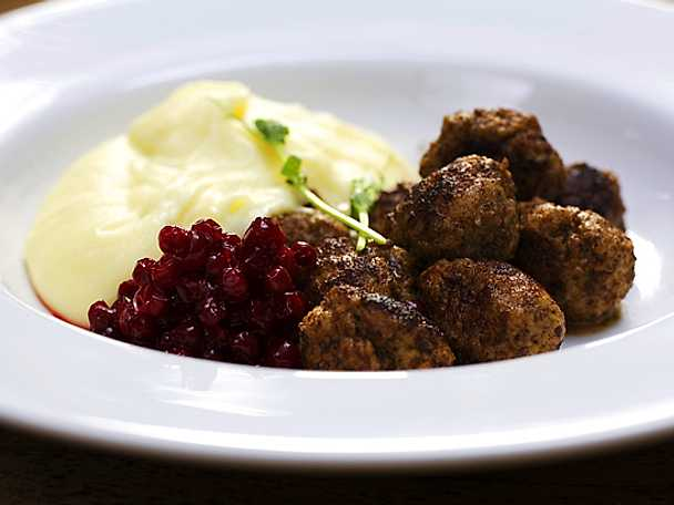 Köttbullar, Pelle Johanssons recept