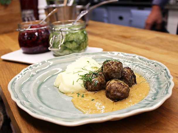 Köttbullar, Pelle Johanssons recept2