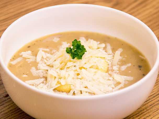 Krämig toscansk soppa