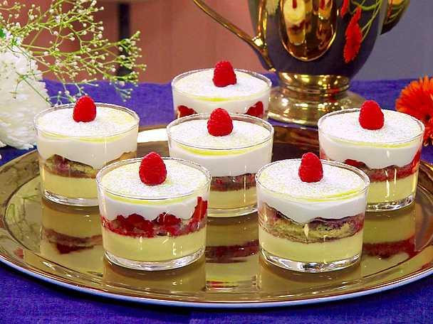 Kronprinsessans dessert