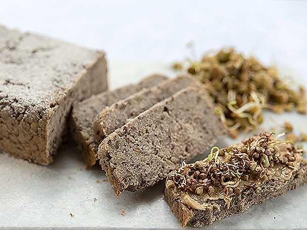 Kung Markatta Groddat bröd