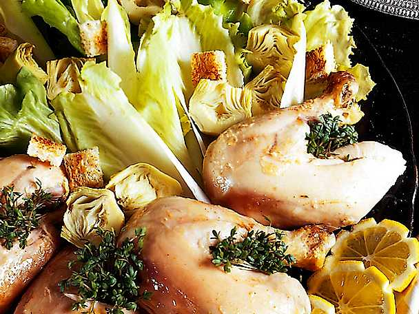 Kycklingsallad