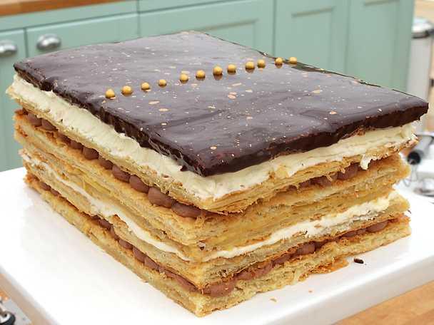 La prima donna-tårta