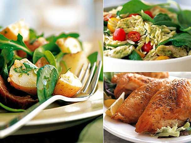 Laga god och nyttig mat på nolltid