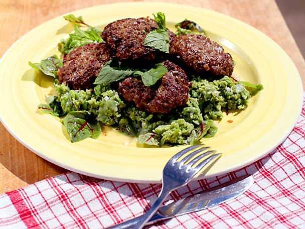 gröna ärtor recept vegetariskt