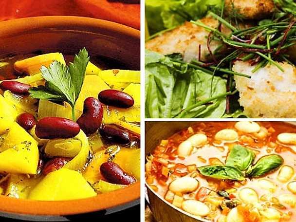 Lätt att äta rätt under det nya året