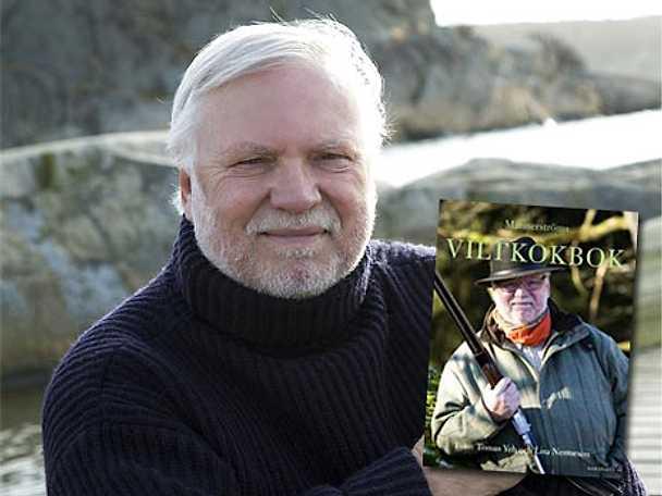 Leif Mannerströms nya viltkokbok