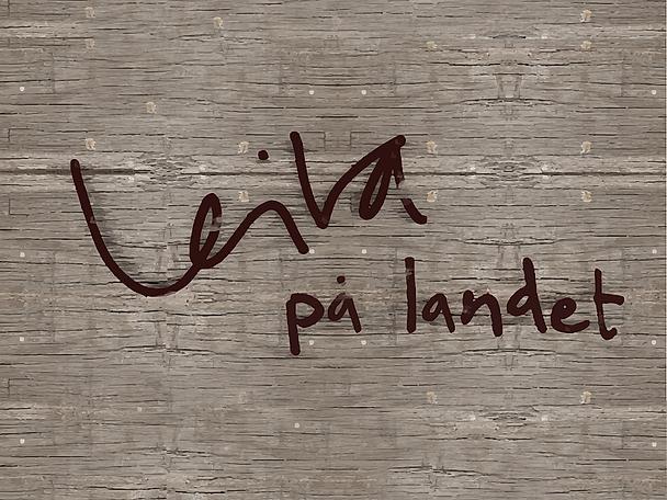 Leila på landet logo