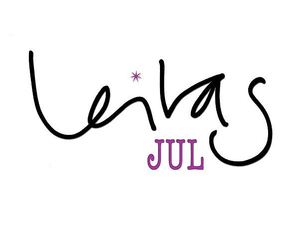 Leilas jul logo