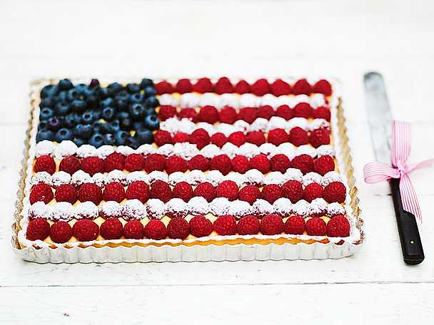Leilas paj: Stars and stripes