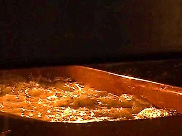Leilas potatis- och kantarellgratäng