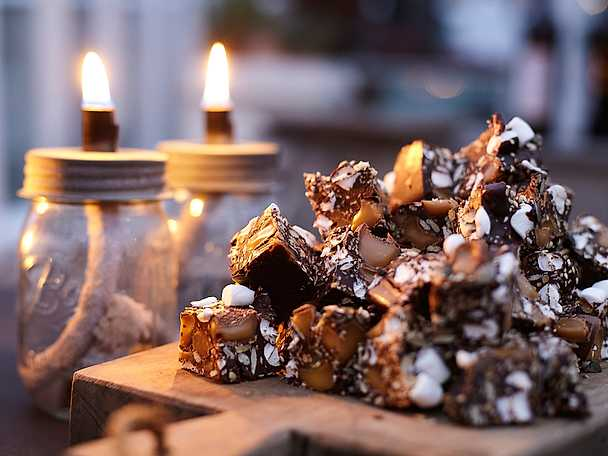 Leilas rocky road recept