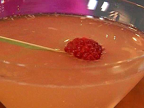 Lemongras Martini