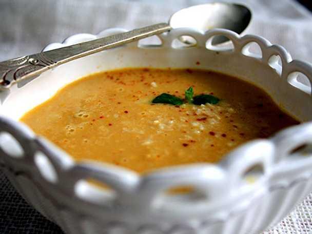 Len majssoppa