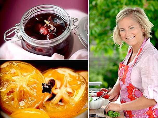 Lisa Lemke experimenterar gärna i köket