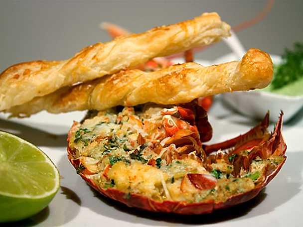 Luxury lobster