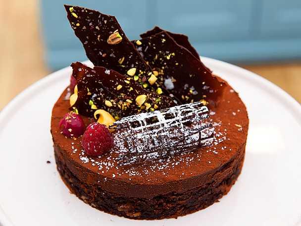 Maddes chokladtårta de luxe