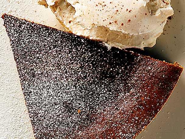 Mamma Annas cappuccinocheesecake