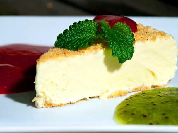 Mamma Evas cheesecake