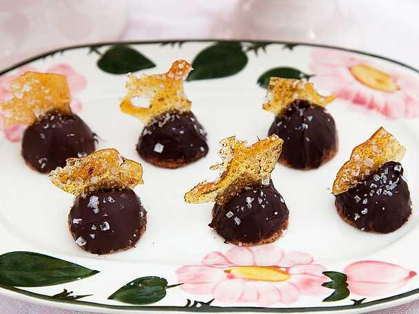 Mammas chokladbiskvier